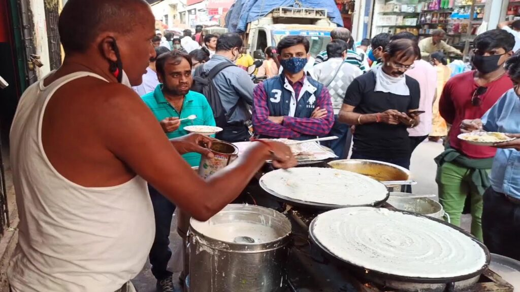 Get to know the Creator- Dosa- South Indian street food popular across India