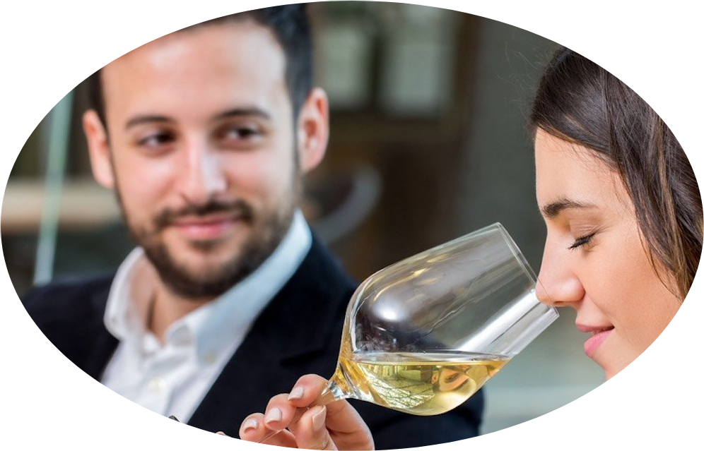 how to smell wine